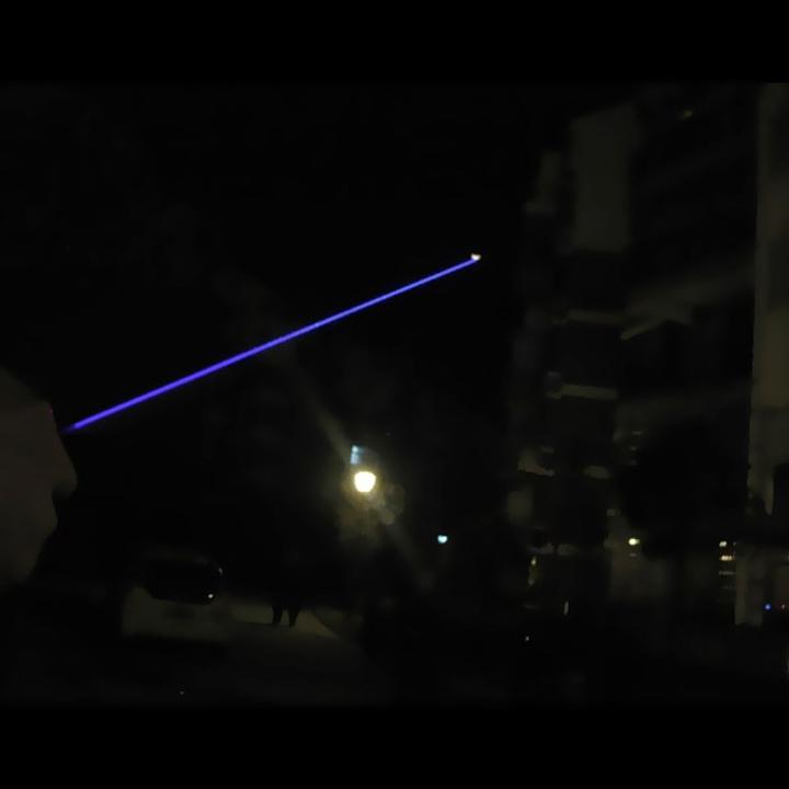 405nm青色レーザーポインター