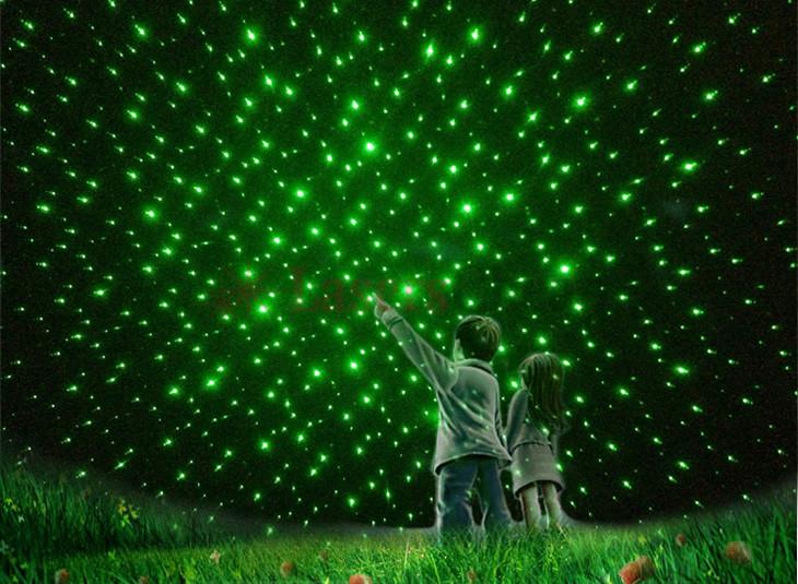 超強力10000mW 緑 レーザーポインター