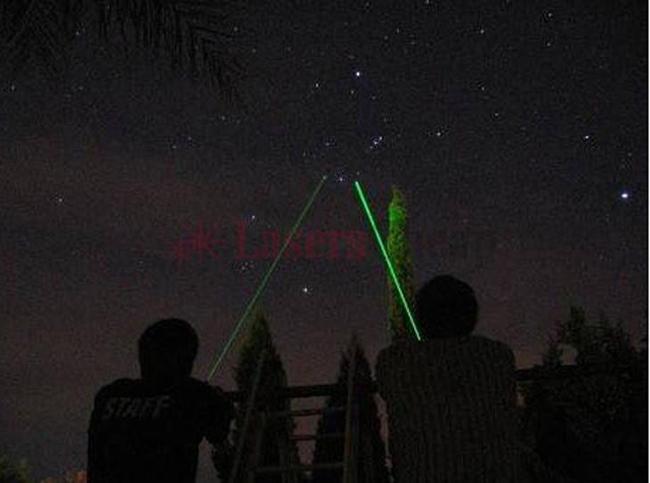 HTPOW超強力高出力レーザーポインター
