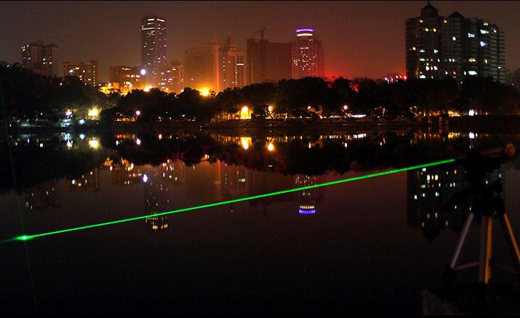 多機能5000mwグリーンレーザーポインター