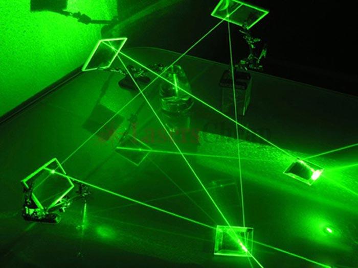 グリーン500mWレーザーポインター
