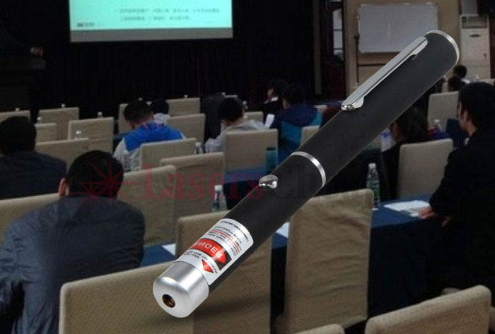レーザーポインターペン型