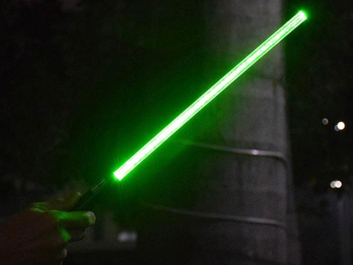 3000mwグリーンポインターレーザー高出力
