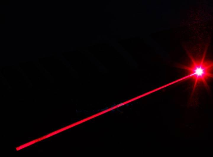 赤色レーザー 出力3000mw