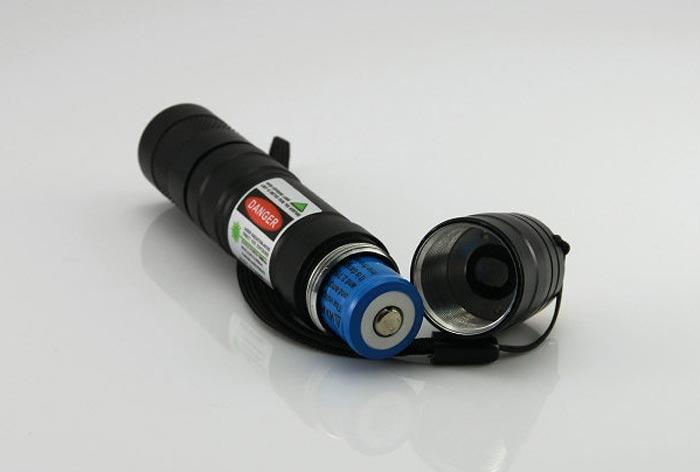 防塵防滴レーザーポインター