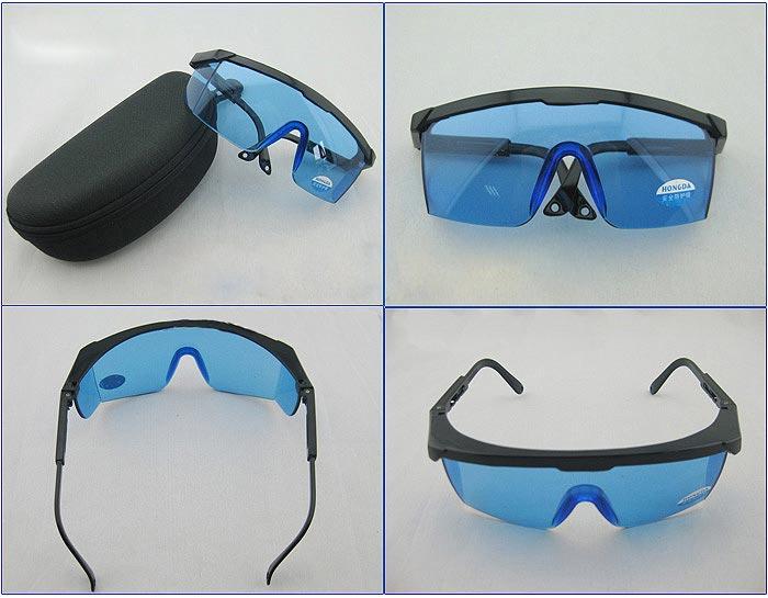 レーザー保護メガネ
