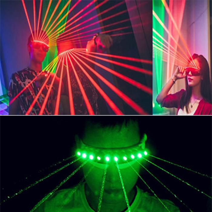 LEDシャッターメガネ