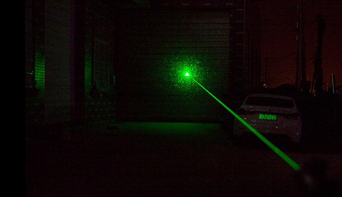 緑色光レーザー狩猟サイト