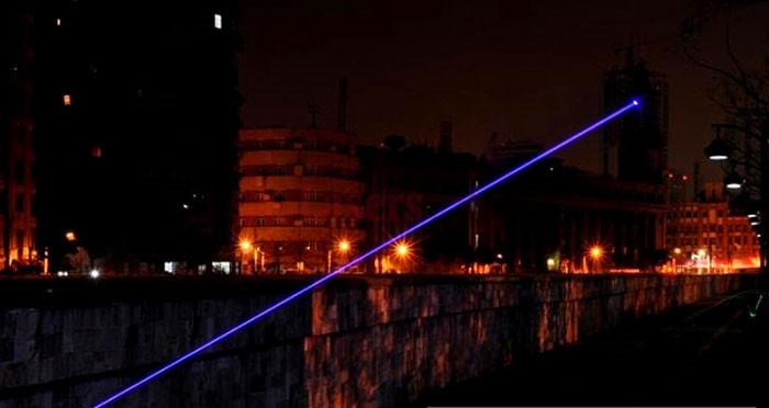 レーザー ポインター2000mW高出力