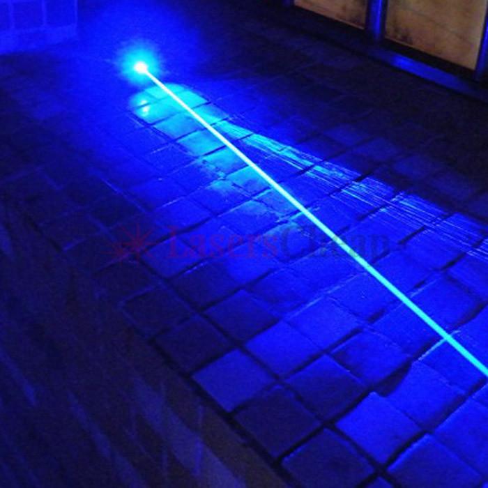 高出力青色レーザーポインター