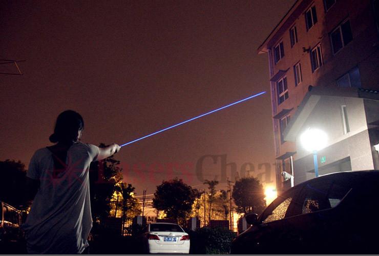 高出力工業用レーザーポインター