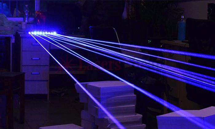 超強出力レーザー ポインター10000mw