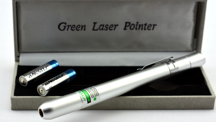 レーザーポインター 100mW