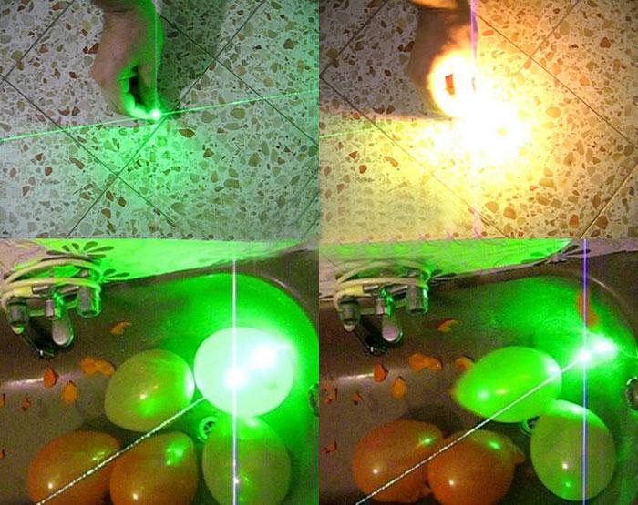 超強力レーザーポインター産業用 防水