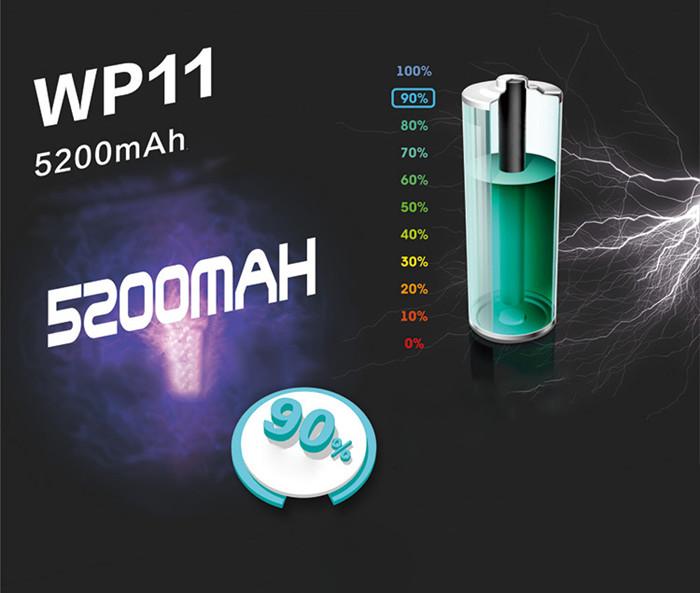 防塵レーザーモバイル電源