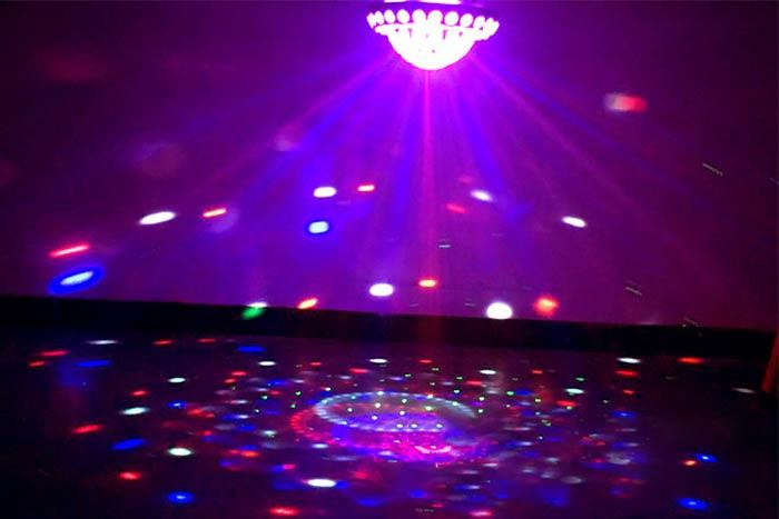 LEDプロジェクター DJ